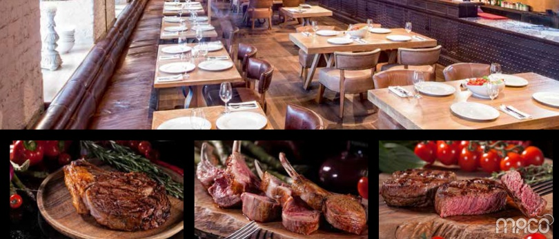 "Restaurant ""MEAT"" celebrates its 6th year this Friday, April the 28th"